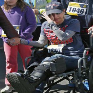 Rebekah Gregory e il coraggio di tornare a correre