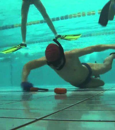 Hockey, possibile praticarlo anche sott'acqua?