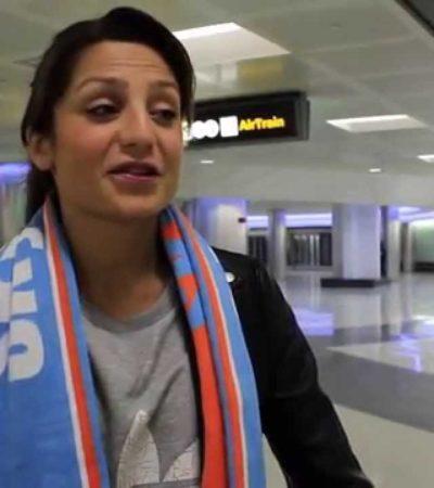Nadia Nadim, dalla guerra al calcio