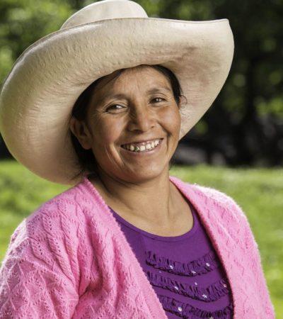 Il Nobel per l'ambiente 2016 ad una contadina peruviana