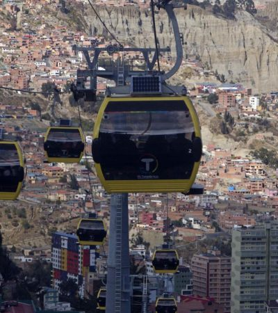 La funivia di La Paz un progetto sostenibile