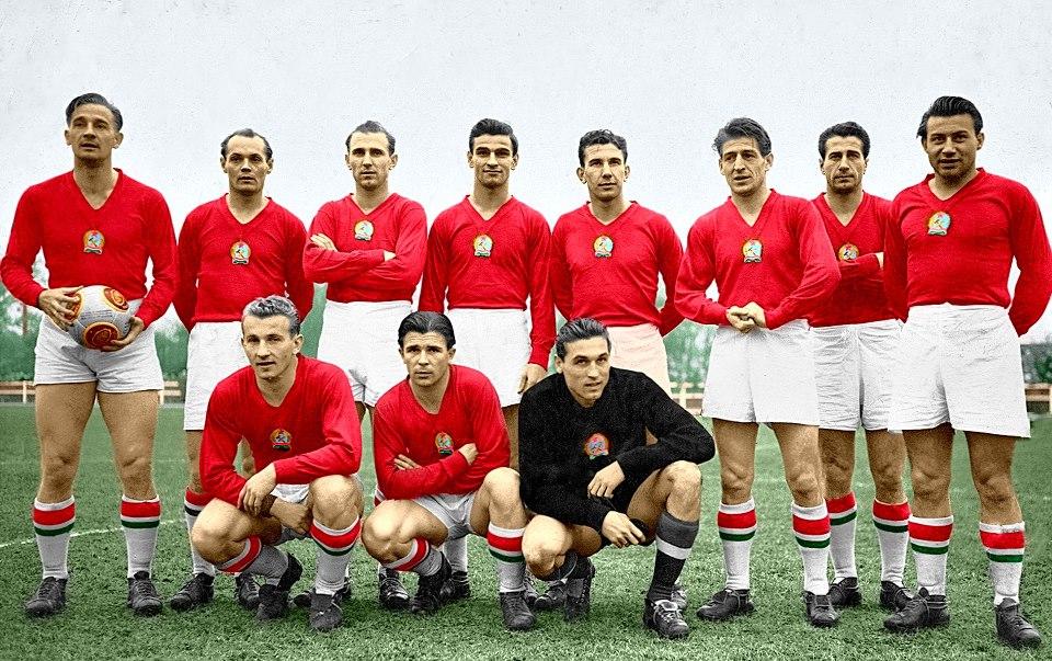 Ungheria calcio squadra