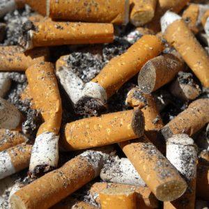 Montreal, i mozziconi di sigarette si riciclano