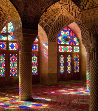 Nasir al-Mulk, la moschea di luce