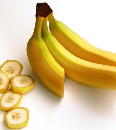 Dalle banane? Lustrascarpe e scrub