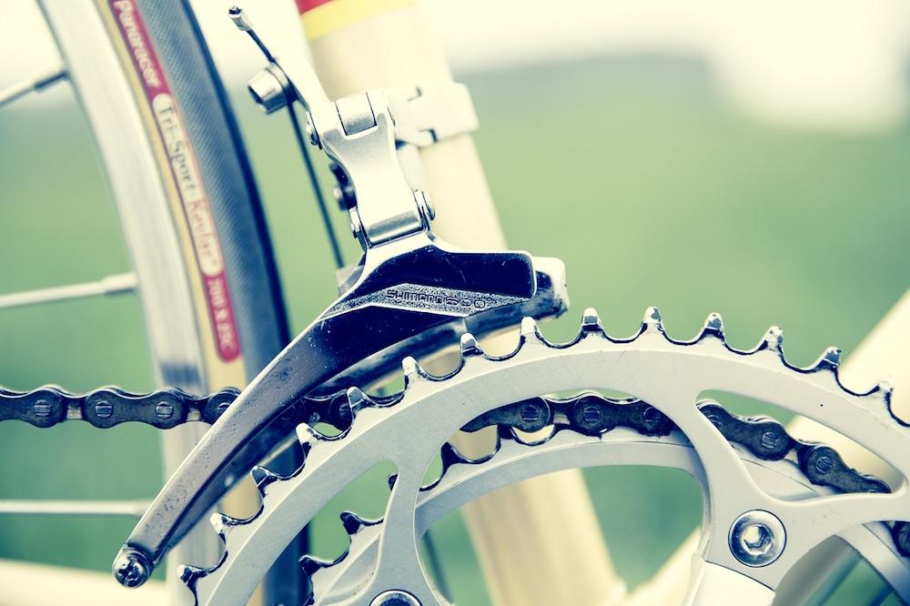 ingranaggio di bicicletta