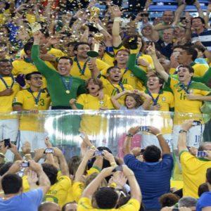 In Brasile un campetto che si illumina giocando