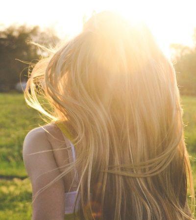 Consigli vegani per capelli splendenti e sani