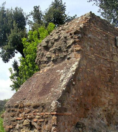 Il Tempio di Cibele sul Palatino