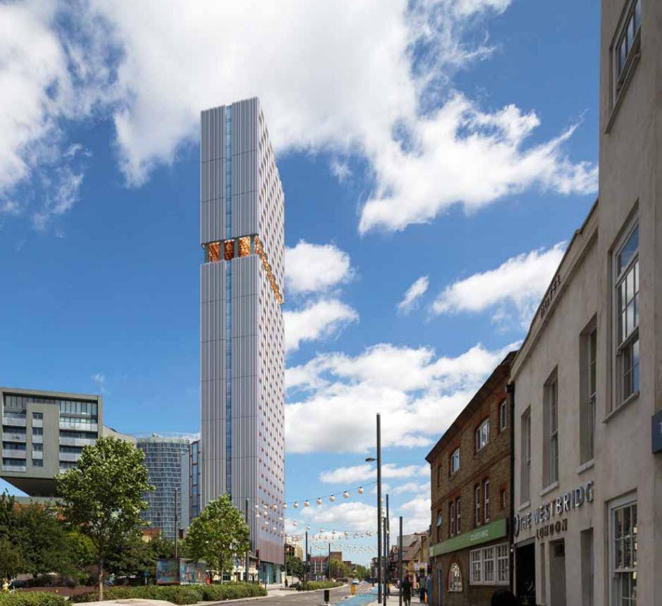 cohousing grattacielo