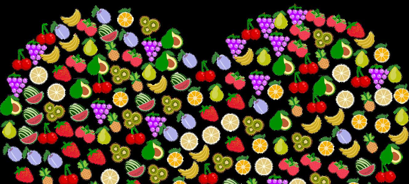 afrodisiaci naturali, frutta