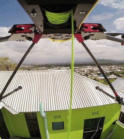 Arrivano i droni solari per le aree depresse