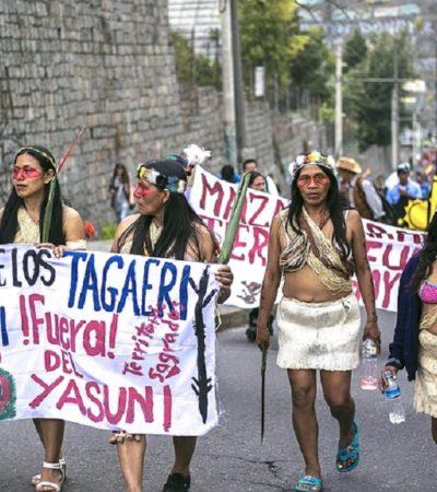 Chevron, continua il disastro petrolifero in Amazzonia