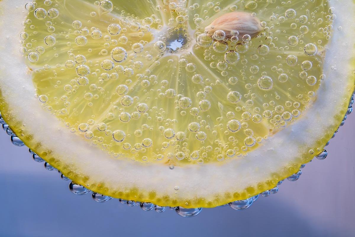 disintossicarsi con il limone