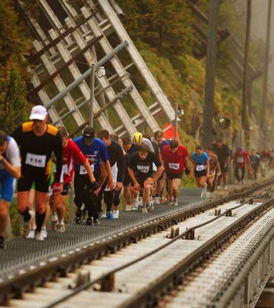 Niesenlauf, di corsa su per 11.674 gradini
