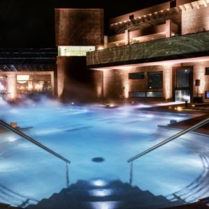 QC Terme inaugura un nuovo centro termale sulle Dolomiti