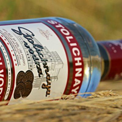Gli usi alternativi della Vodka