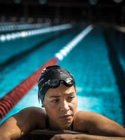 Yusra Mardini, dalla lotta per la vita alle Olimpiadi di Rio