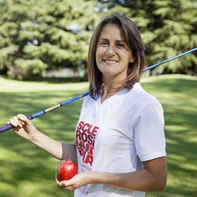 Alessandra Averna e il Golf, una cura  contro la sclerosi