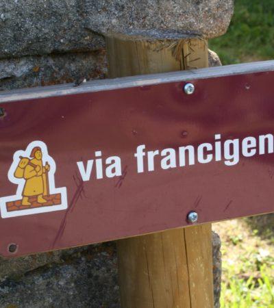 """La Via Francigena: la """"nuova frontiera"""" dei pellegrini"""