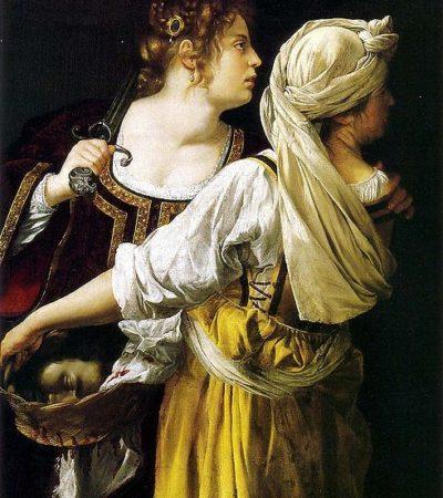 Mi chiamo Artemisia Gentileschi e fui donna e artista