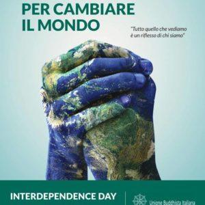 Interdependence Day: Unione Buddhista Italiana e Lifegate insieme per il pianeta