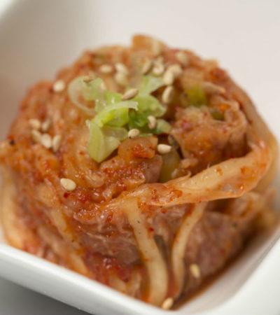 Il Kimchi, piatto simbolo della cucina coreana