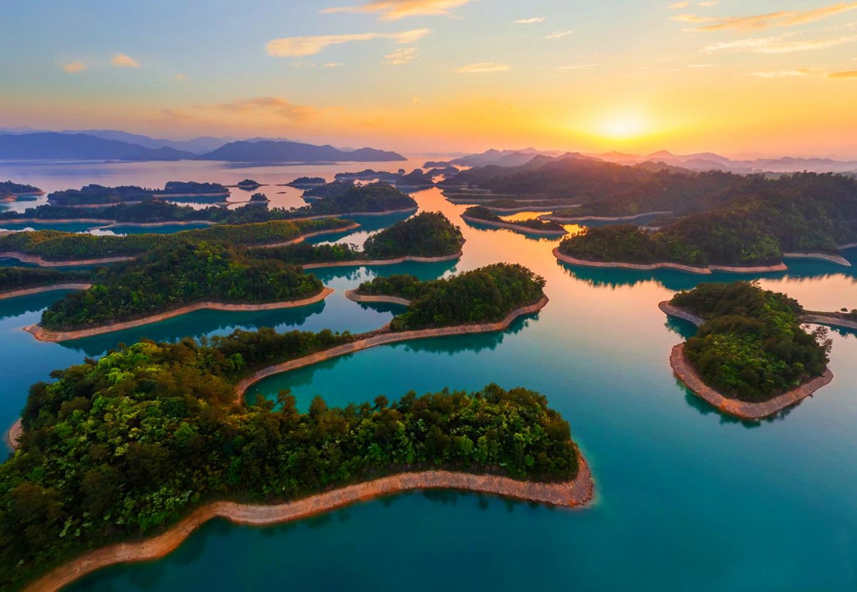"""Il lago di Qiandao, la """"vera"""" Atlantide moderna - Greenious"""