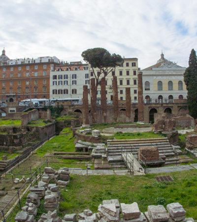 Archeologia, storia e storie nell'area sacra di Largo Argentina