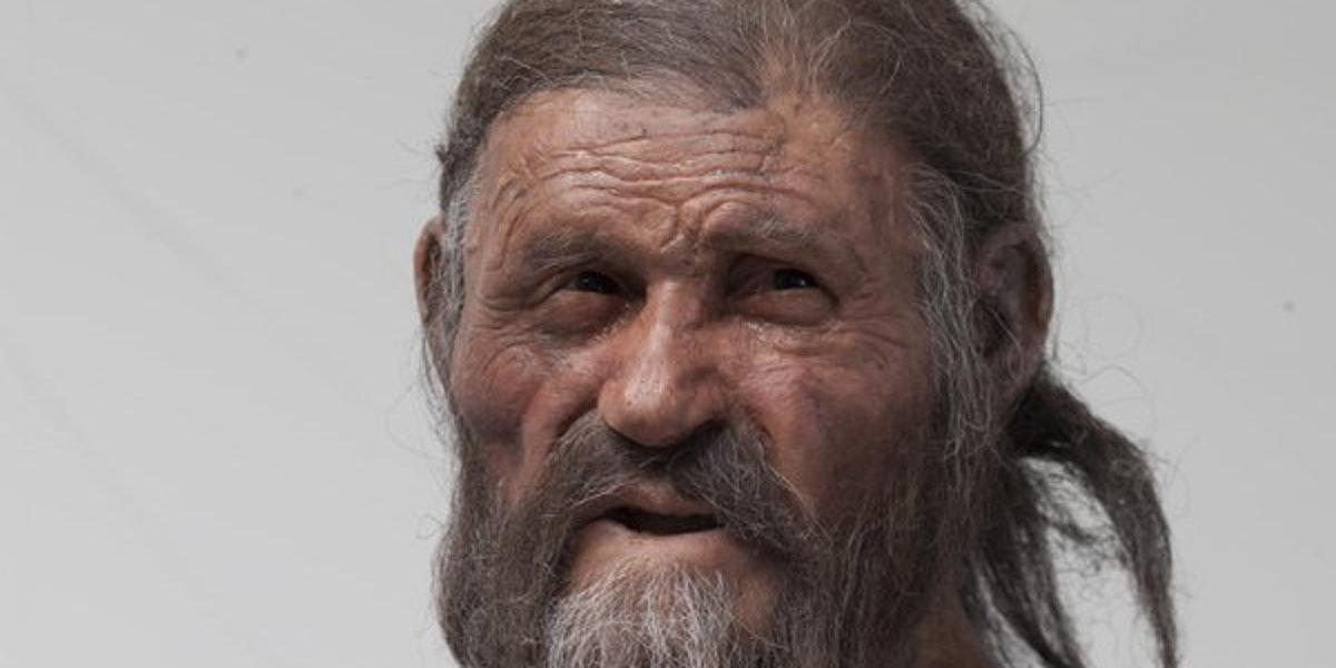 mummia Ötzi
