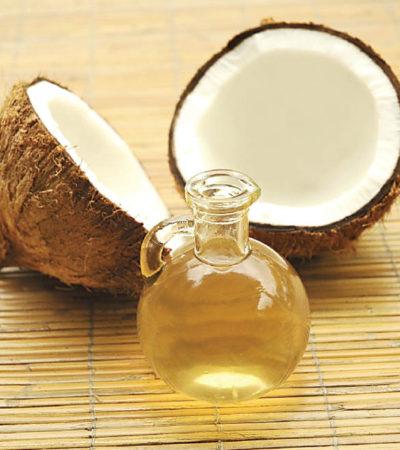 Gli utilizzi alternativi dell'olio di cocco, provare per credere