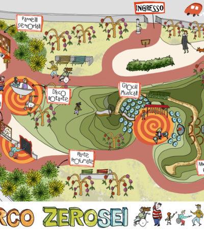 Un parco inclusivo a Monterotondo, i cittadini fanno Rete