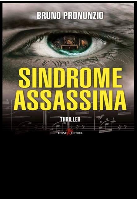 Pronunzio copertina del libro sindrome assassina