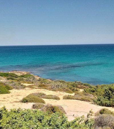 La spiaggia naturista di Marianelli, un'oasi di quiete