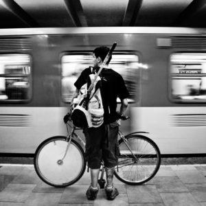 Spostarsi in bicicletta, il sistema intermodale