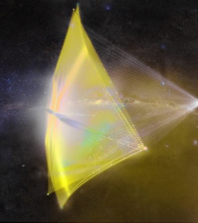 Fast radio burst, segnali dallo spazio?