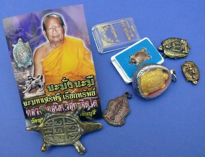Amuleti taoismo, induismo, buddismo