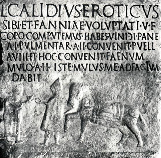 bassorilievo romano