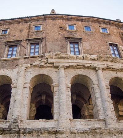 Teatro di Marcello: vittorie e lutti nel segno del potere