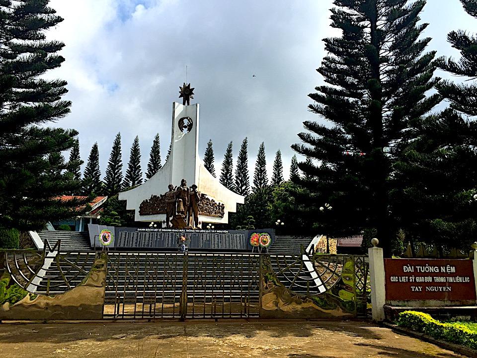 Monumento ai caduti di Tay Nguyen, Vietnam