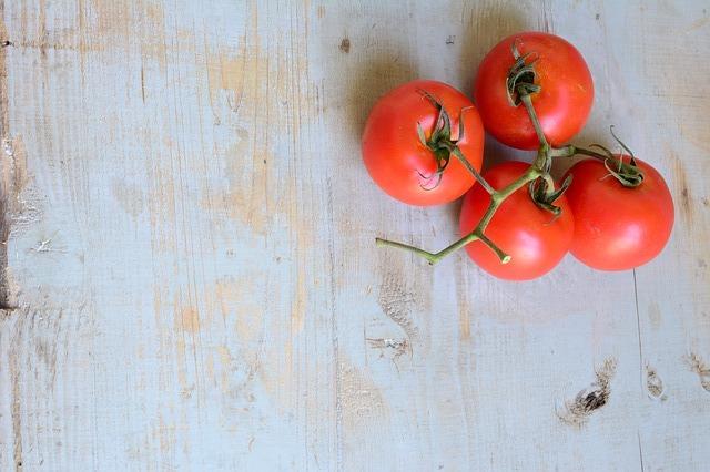 pomodorini a grappolo