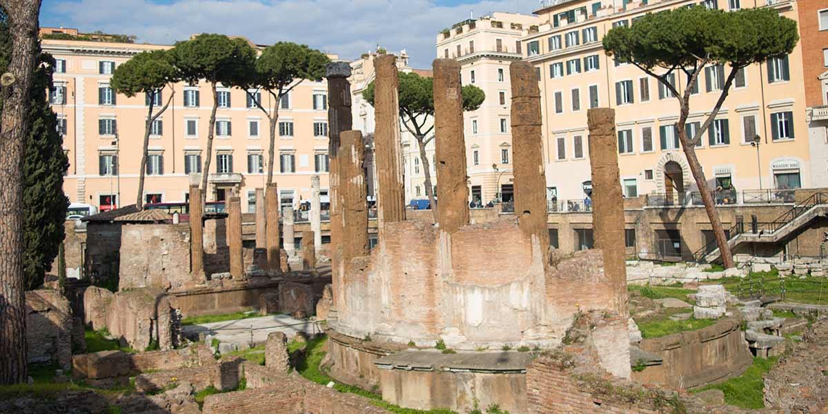 tempio di lutazio catulo roma
