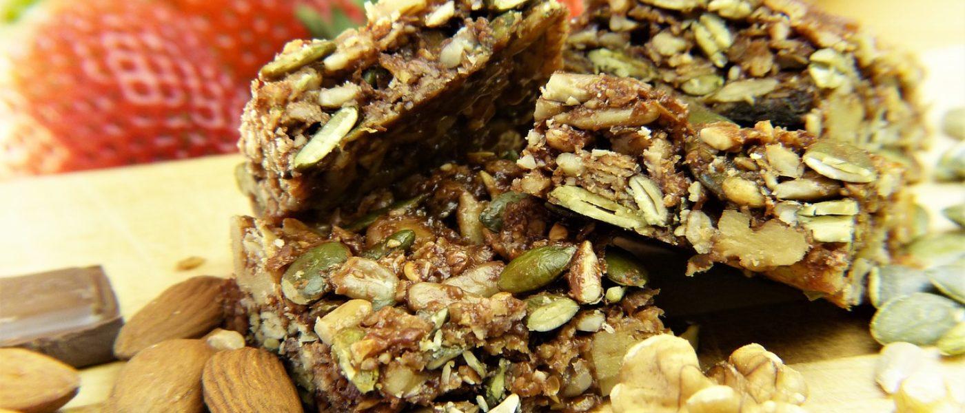 barrette proteiche fatte in casa, la ricetta - greenious