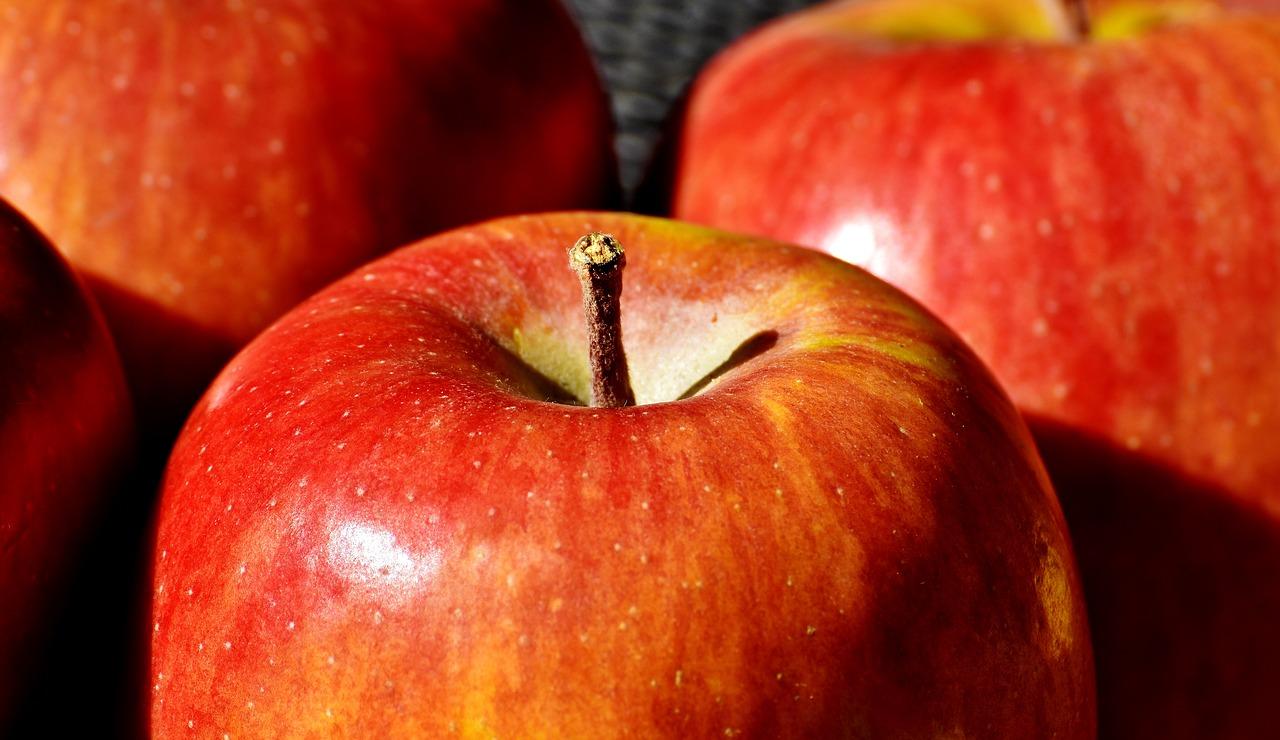 mele per aceto di sidro
