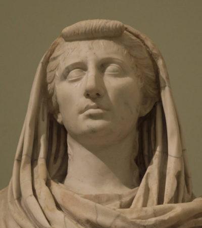 Ottavia, sorella di Augusto che meritò un monumento