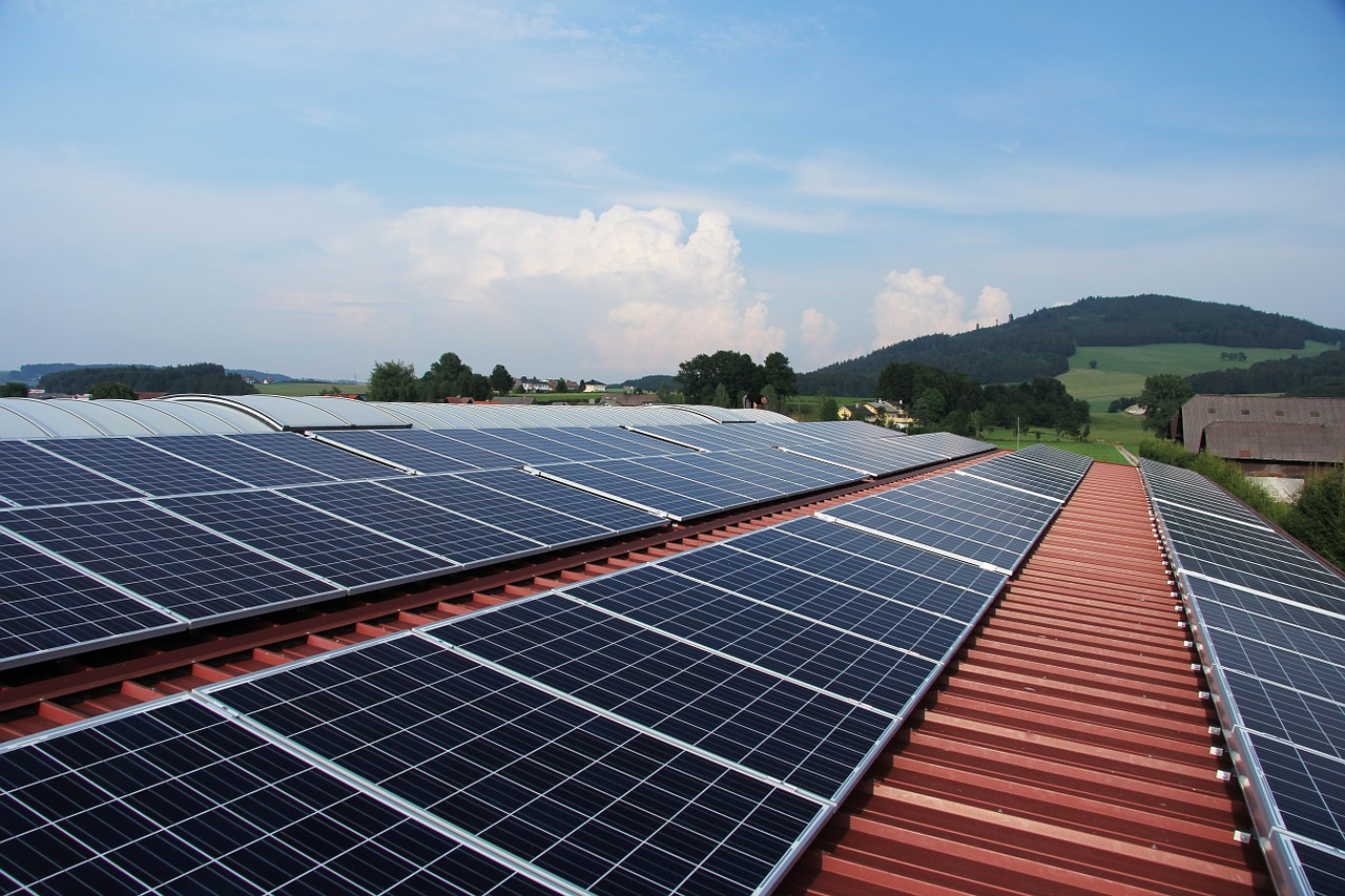Energia solare da fotovoltaico