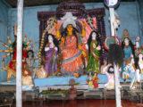 dea induista Manasa altare