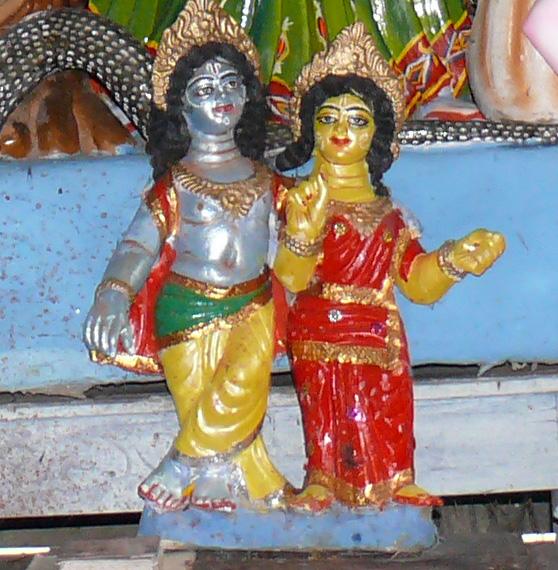 Manasa dea induista