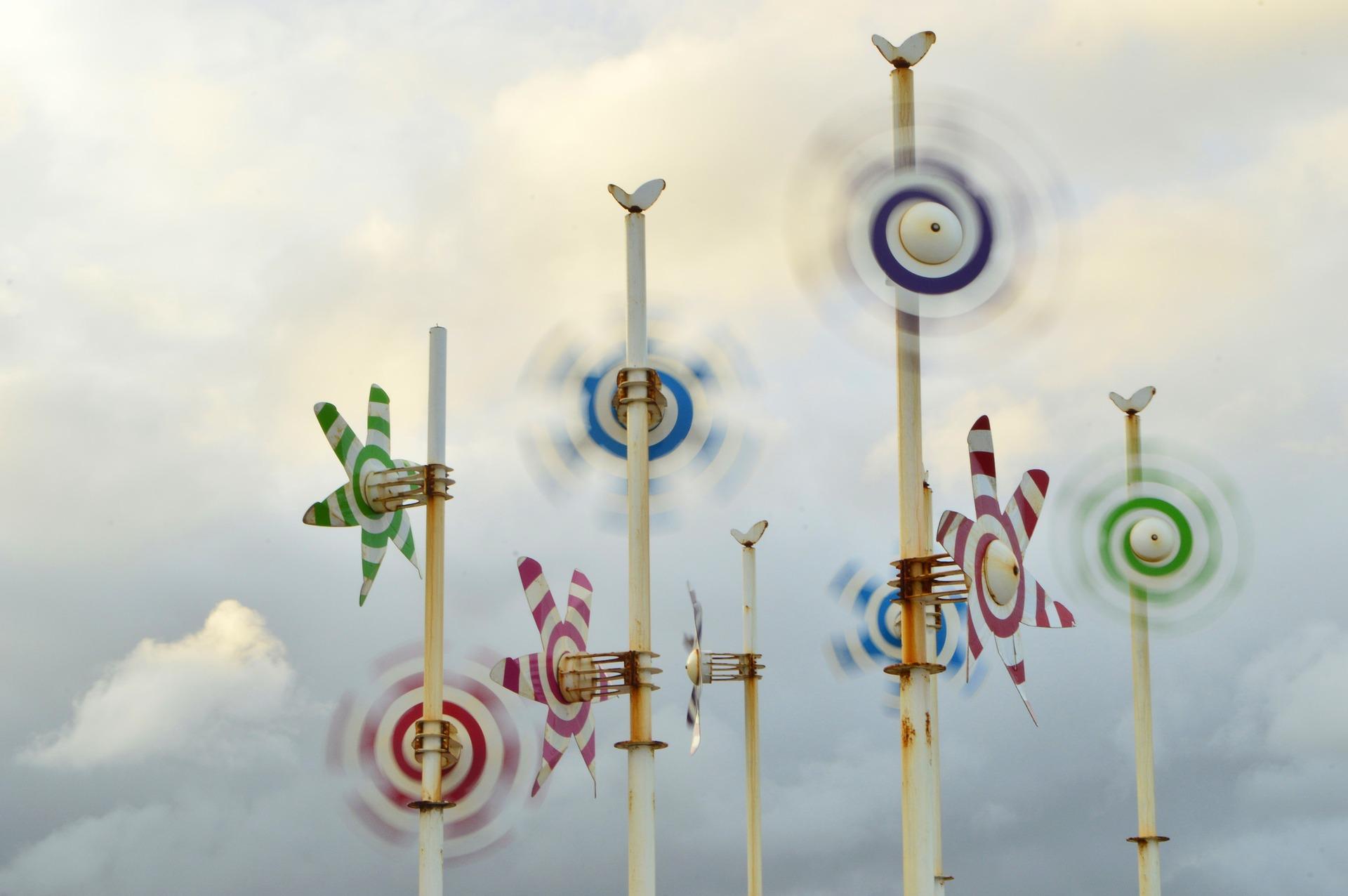 mulini a vento, fonti rinnovabili