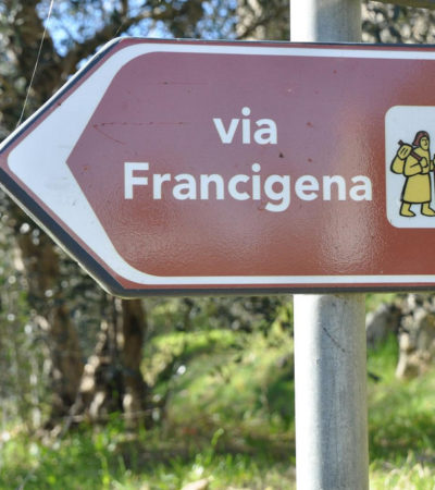 Ciclovia Francigena, dal Gran San Bernardo a Roma